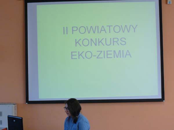 II Powiatowy Konkurs Ekologiczny Eko - Ziemia