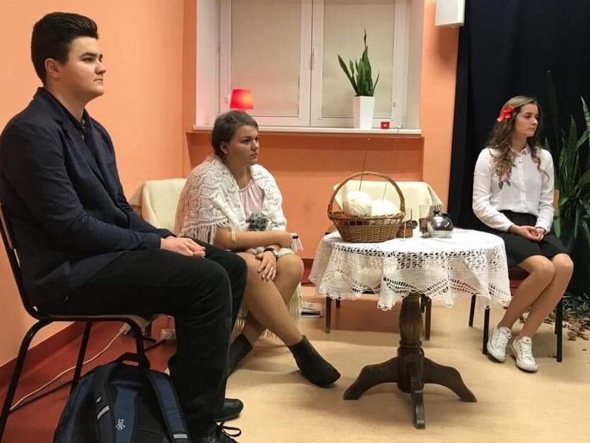 Spektakl z okazji 100. rocznicy odzyskania przez Polskę niepodległości