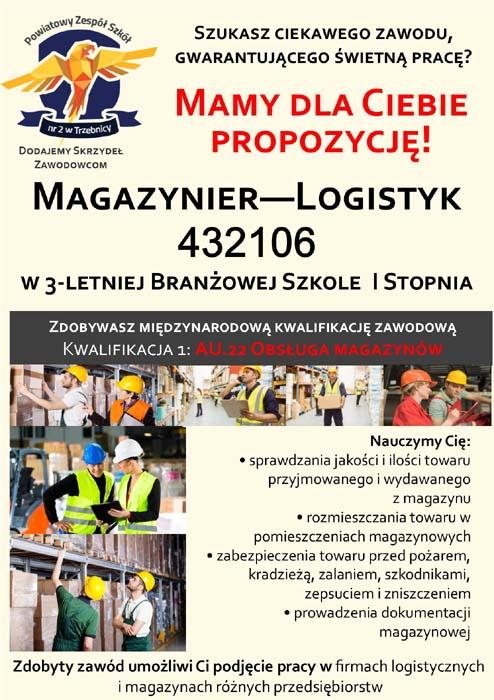 Magazynier-logistyk