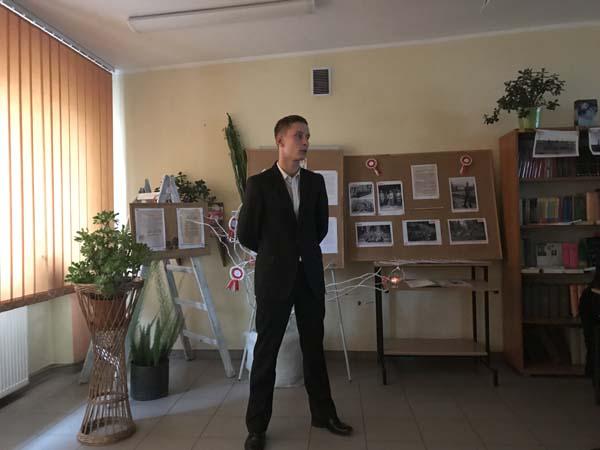 Szkolny Konkurs Poezji i Pieśni Patriotycznej