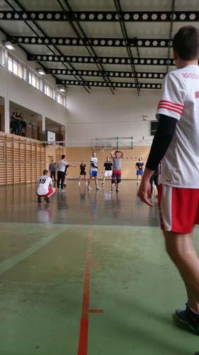Mistrzostwa Szkoły w piłce siatkowej