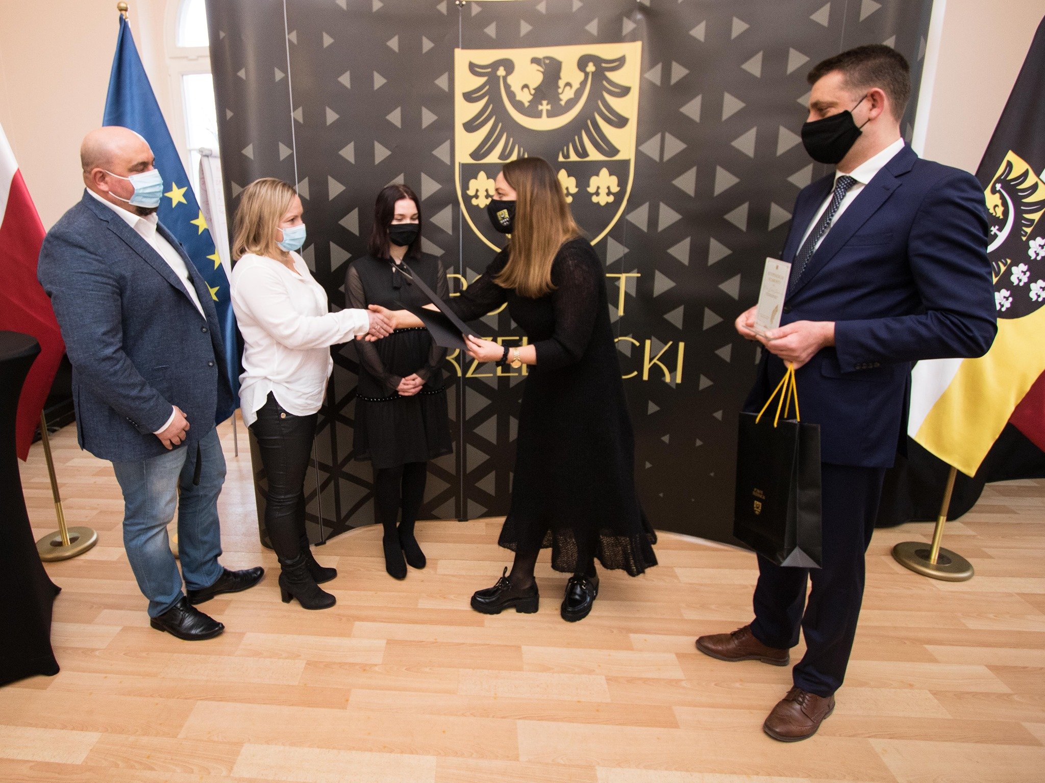 Stypendia Starosty Powiatu Trzebnickiego