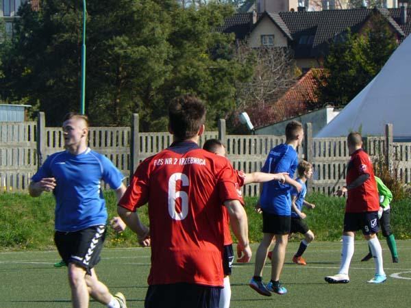 Mistrzostwa Powiatu Trzebnickiego w piłce nożnej