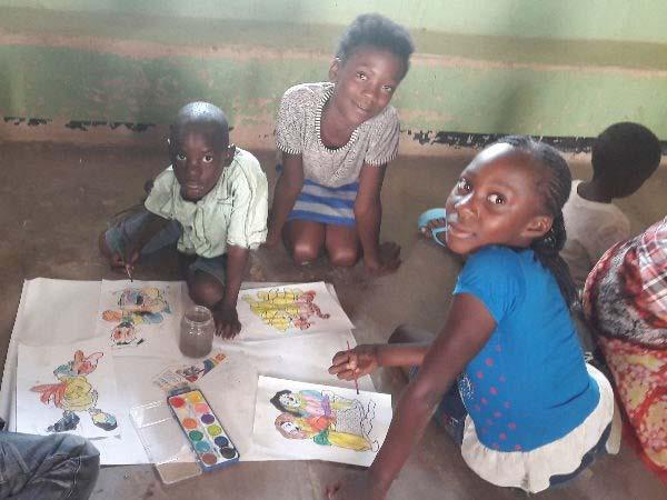 Wieści z Zambii