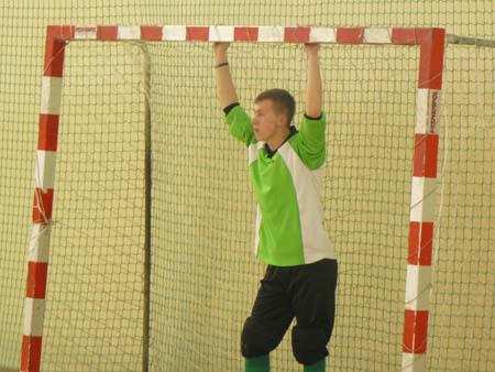 Międzypowiatowe Zawody w Halowej Piłce Nożnej