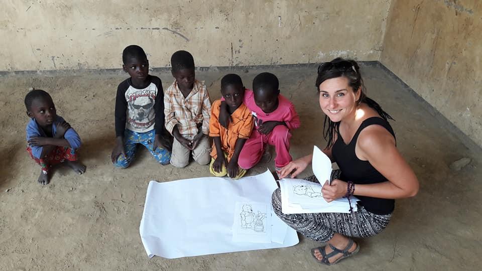 Droga Serca - Misja Afryka