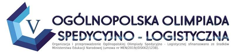 V edycja Ogólnopolskiej Olimpiady Spedycyjno-Logistycznej
